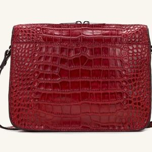Patricia Nash Bags - Patricia Nash Nazaire top zip NWT red